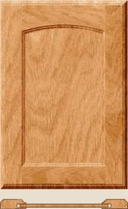 Flat Panel Arch